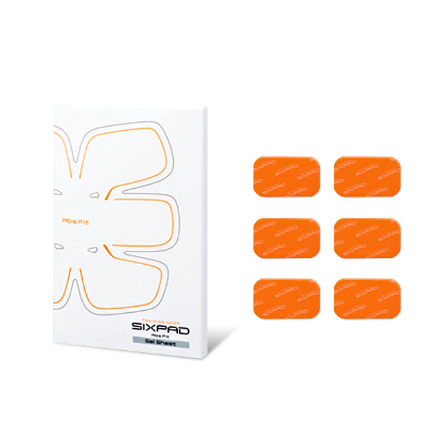 SIXPAD Abs Fit Gel Sheet